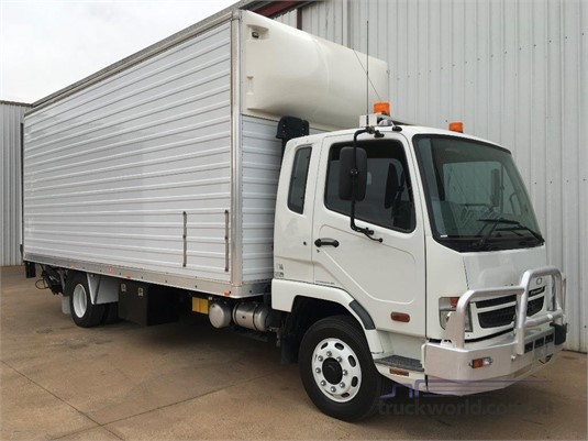 2008 Mitsubishi Fighter - Trucks for Sale