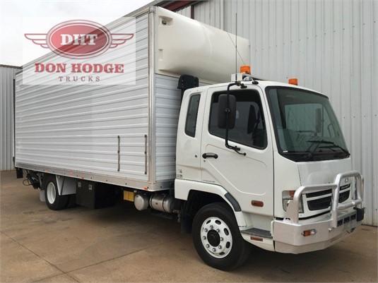 2008 Mitsubishi Fighter Don Hodge Trucks - Trucks for Sale