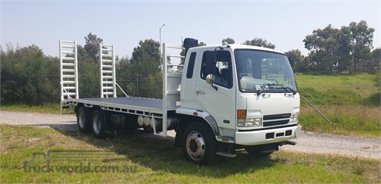 2005 Fuso Fighter FN600 - Trucks for Sale
