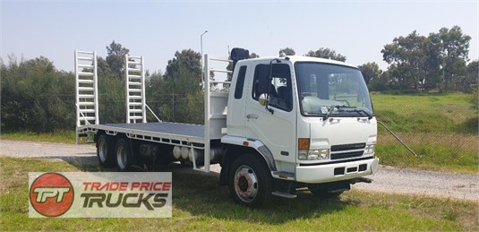 2005 Fuso Fighter FN600 Trade Price Trucks - Trucks for Sale