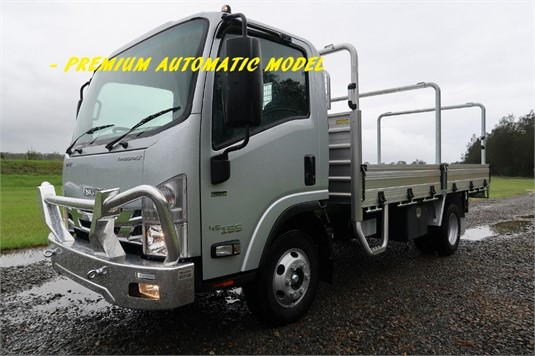 2020 Isuzu NPR 45 155 Premium Tradepack - Trucks for Sale