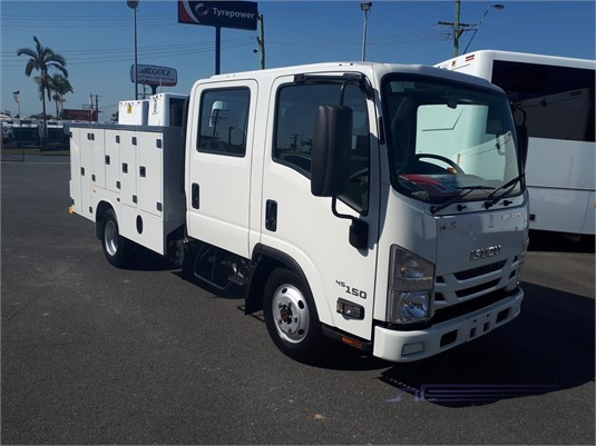 2017 Isuzu NLS45-150 Just Isuzu Wrecking - Trucks for Sale