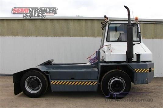 2002 Sisu Tugmaster - Trucks for Sale