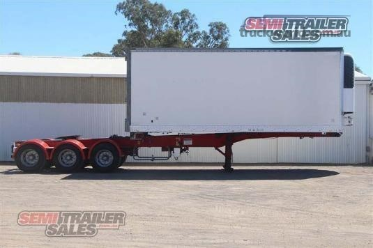 1999 Maxi Cube Refrigerated Trailer - Trailers for Sale
