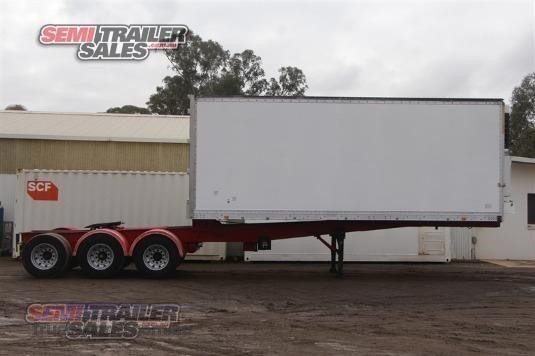 1995 Maxi Cube Refrigerated Trailer - Trailers for Sale