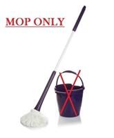 JOY FLOOR CLEANING MOP (MOP ONLY, NO BUCKET)