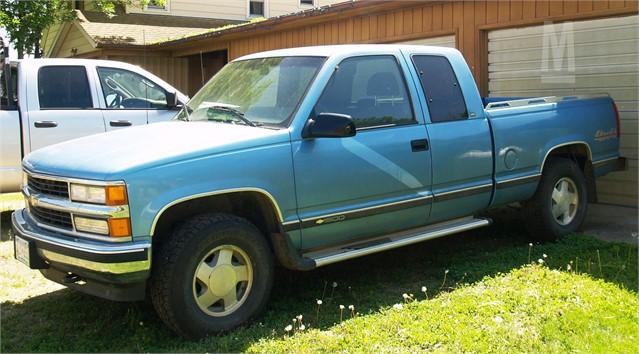 1997 Chevy Silverado For Sale >> 1997 Chevrolet 1500