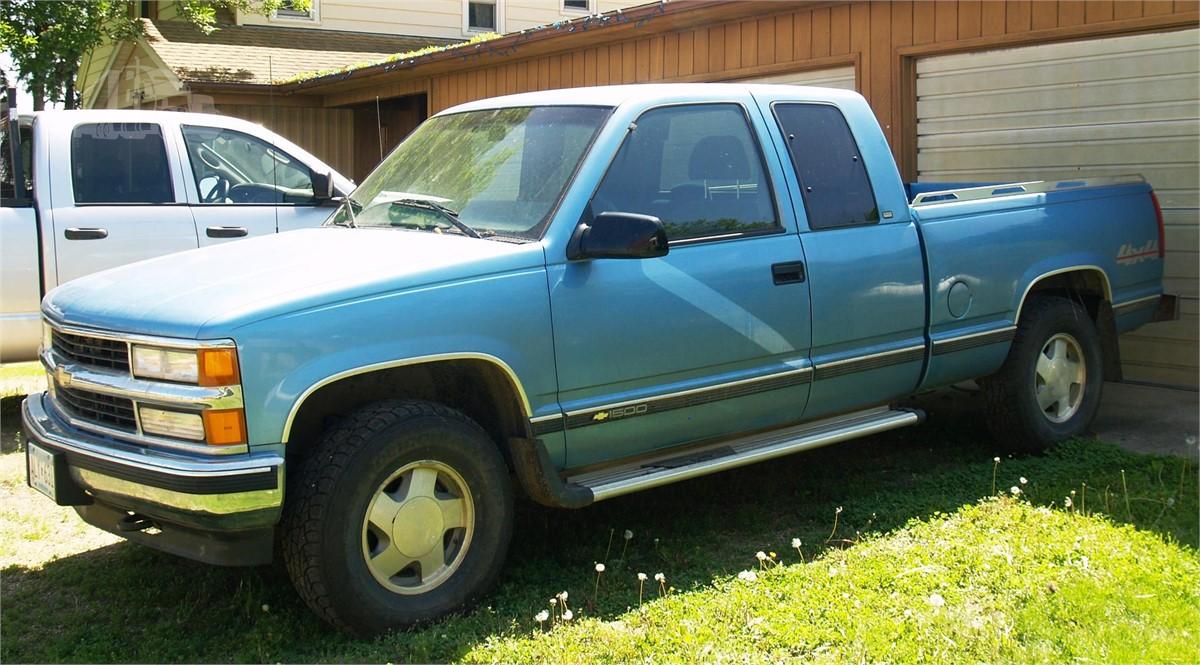 1997 Chevy Silverado For Sale >> 1997 Chevrolet 1500 For Sale In Jackson Minnesota