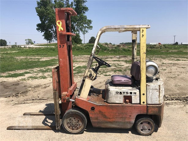 DATSUN Forklifts Auction Results - 49 Listings | LiftsToday