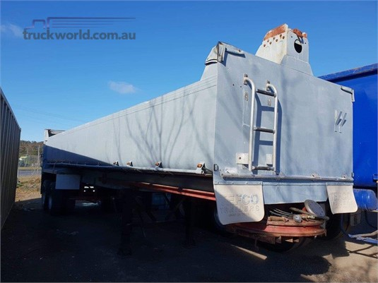 1995 Highgate Toa Chassis Tipper - Trailers for Sale