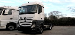 MERCEDES-BENZ 2543  used