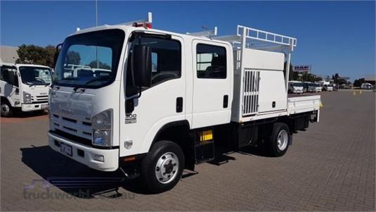2008 Isuzu NPS 300 4x4 - Trucks for Sale