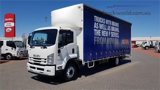 2016 Isuzu FSR 140 240 - Trucks for Sale
