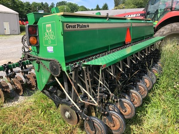 1993 Great Plains 3pd15 For Sale In Lisbon Ohio Www