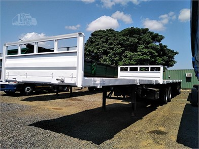 Sa Truck Bodies Standard Flatbed Trailers For Sale By Za Trucks Trailers 3 Listings Www Zatrucksandtrailers Com Page 1 Of 1