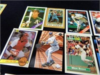 Baseball Cards-30; There are duplicates