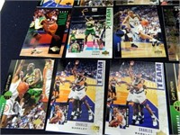 Basketball Cards-29; There are duplicates