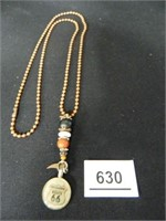 "Route 66 Necklace-17½"" length"
