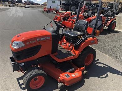 KUBOTA Tractors For Sale In Oregon - 38 Listings