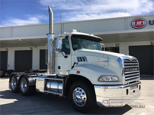 2013 Mack Granite Trucks for Sale