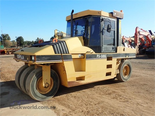 2006 Caterpillar PS-300C Heavy Machinery for Sale