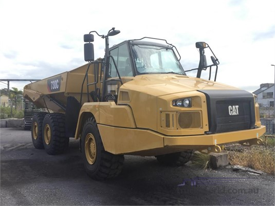 2014 Caterpillar 730C - Heavy Machinery for Sale
