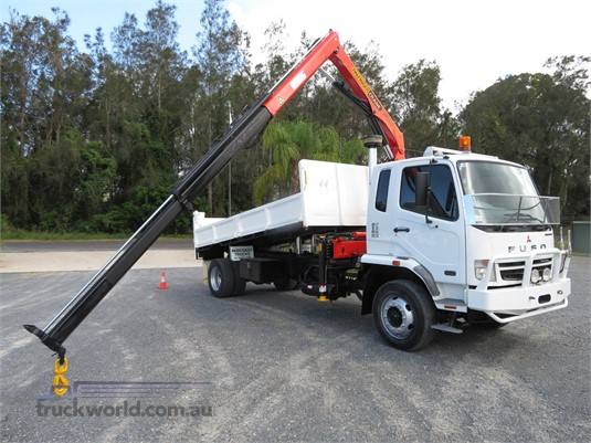 2009 Fuso Fighter 10 Trucks for Sale