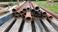 Mayhew drill rods