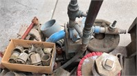 Miscellaneous well drilling parts and tools