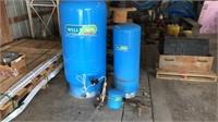 Wellxtrol wx350 & wx203 pressure tank
