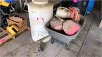 65 gallon tank and gas tanks