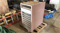 Reznor heater , 165,000 BTU