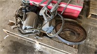Qty. 3 Hotsy pressure washers-parts only