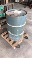 55 gallon barrel of kerosene