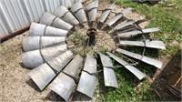 6 foot windmill fan
