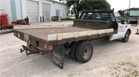 2000 Ford F-350 With 12' flatbed