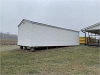 12x30 Portable Garage Located in New Palestine
