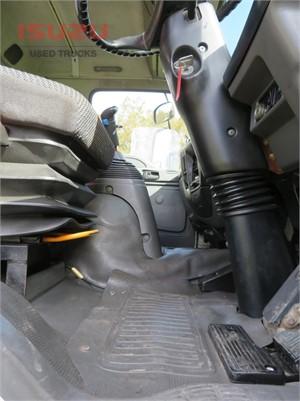 2007 Isuzu FVY 1400 Used Isuzu Trucks - Trucks for Sale