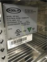 """Kool it- 36"""" Cold Table"""