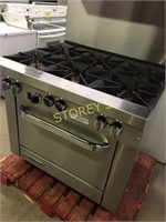SouthBend 6 burner Range Propane - Very Clean