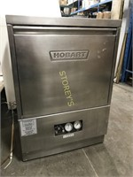 Hobart Undercounter High Temp Dishwasher SR24H