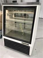 """TSID-36-2, True 36"""" Glass Refrigerated Display"""