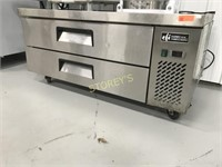 Chef Base - Refrigerated Table