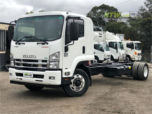 2013 Isuzu FSD 850 National Truck Wholesalers Pty Ltd  - Trucks for Sale
