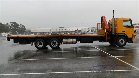 2005 Volvo FM340 Truck Traders WA - Trucks for Sale