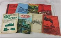 Model Train Scenery & Books Magazine