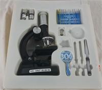 Micro-science Microscope Set W/ Box