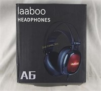 New Laaboo Headphones A6 E-sports Gaming