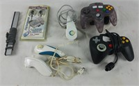 Nintendo 64 Controllers Wii Nunchuks Gameboy Tuner