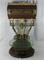 Antique Computing Scale Dayton Ohio 1904 Last Pat.